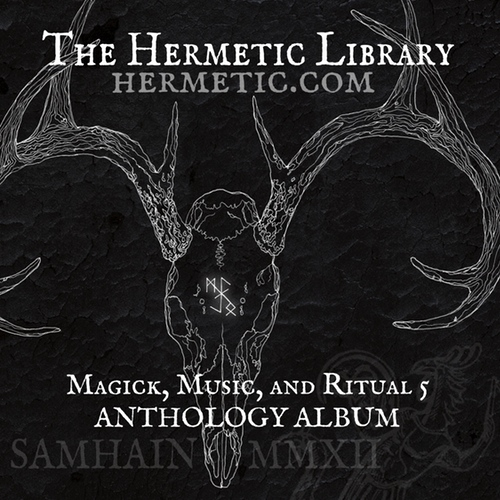 Magick, Music and Ritual 5 cover and design by Valerie Herron