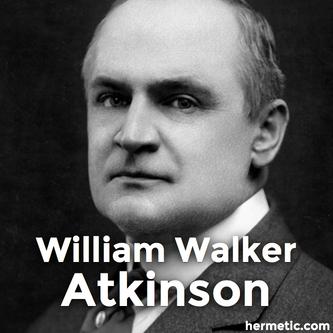 William Walker Atkinson, Theron Q Dumont, Yogi Ramacharaka, Swami Panchadasi, & c.