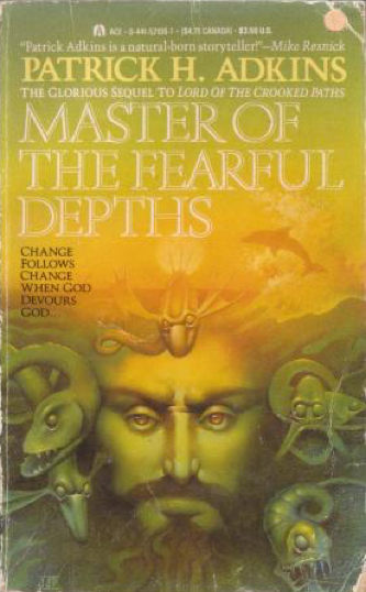 Master of the Fearful Depths