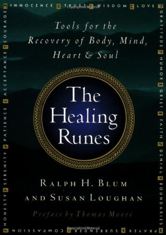 The Healing Runes by Ralph Blum