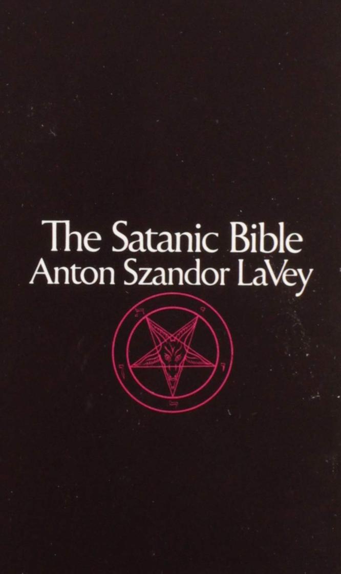The Satanic Bible by Anton LaVey