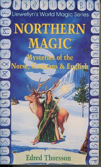 Northern Magic: Mysteries of the Norse, Germans & English