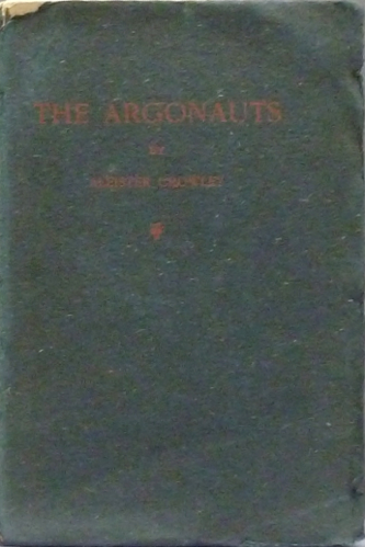 The Argonauts by Aleister Crowley