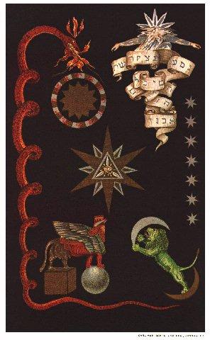The Regimen of Seven, Carl Hentschell, Ltd Eng; London, E.C.