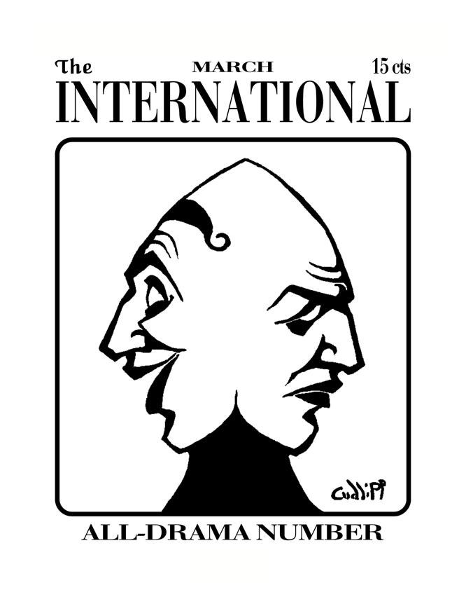 The International, Vol XII Iss 3, March 1918