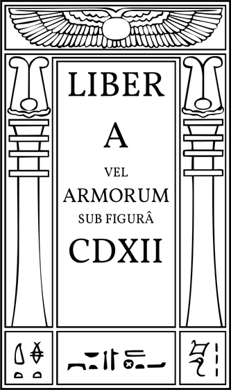 Liber A vel Armorum sub figura CDXII