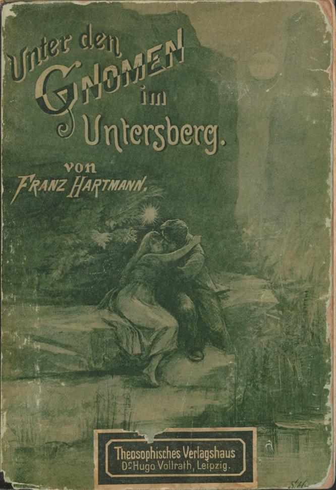 Unter den Gnomen im Untersberg von Franz Hartmann