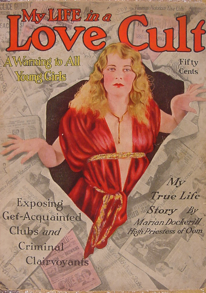 My Life in a Love Cult