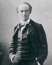 "Poet Charles Baudelaire (1821-1867) epitomized both the Bohemian and Dandy movements which cried épater le bourgeois (""shock the middle-class""). Crowley enthusiastically took up that cry."