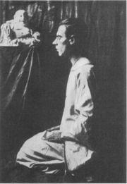 Crowley's mysticism was perhaps most inspired by Buddhist Allan Bennett (1872-1923) and mountaineer Oscar Eckenstein