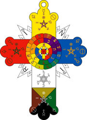 The Rosy Cross of the Golden Dawn
