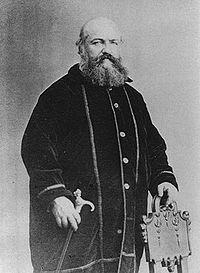 Alphonse Louis Constant, aka Eliphas Lévi