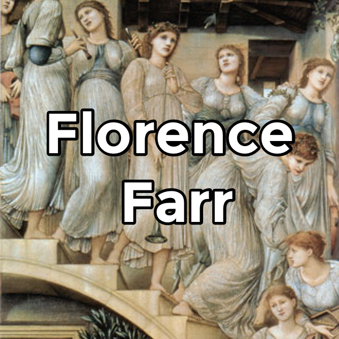 Florence Farr: The Scattered Ashes of Sacred Wisdom