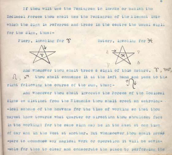 Whare Ra Pentagram Ritual - Page 12