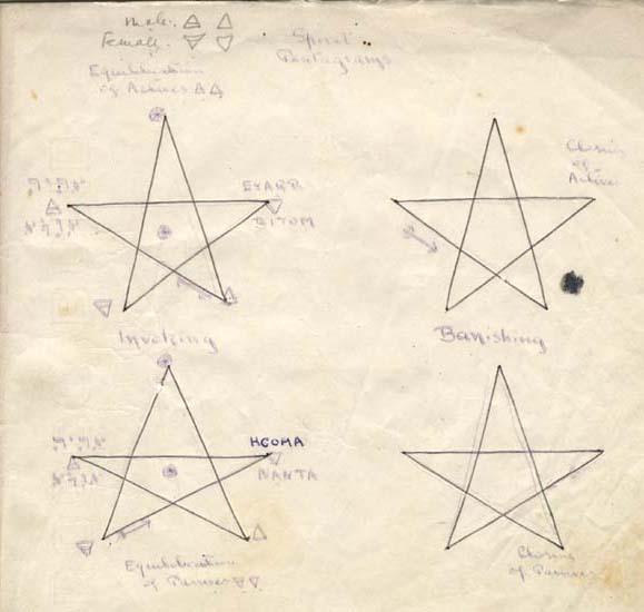 Whare Ra Pentagram Ritual - Page 3
