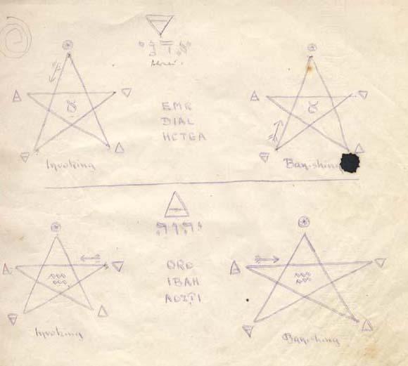 Whare Ra Pentagram Ritual - Page 4