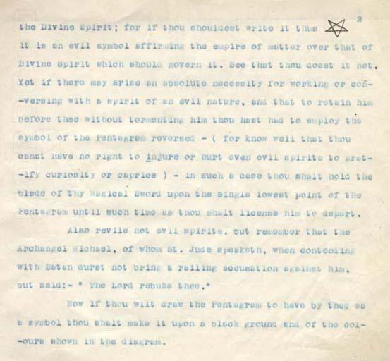 Whare Ra Pentagram Ritual - Page 7
