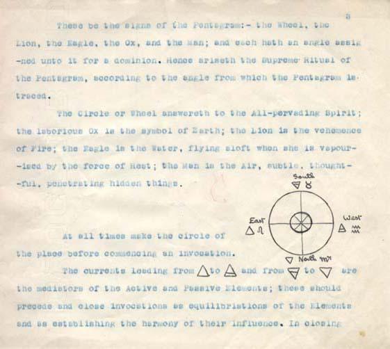 Whare Ra Pentagram Ritual - Page 8