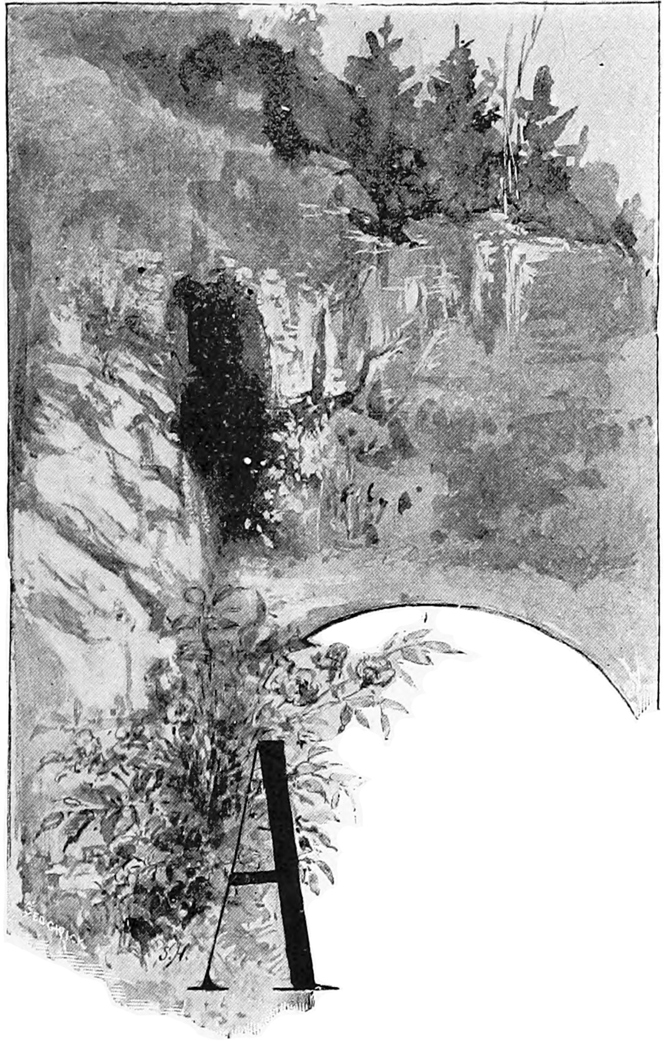 The Cave from Among the Gnomes by Franz Hartmann at Hermetic Library