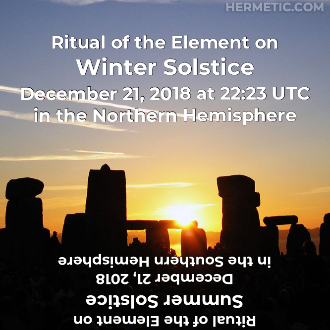 Winter Solstice 2018