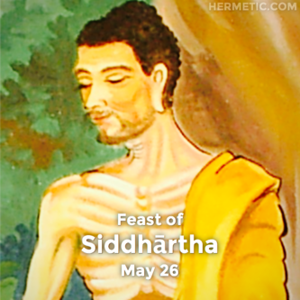 Siddhârtha in Hermeneuticon at Hermetic Library