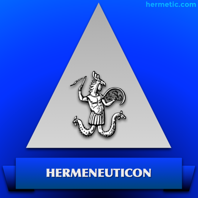 Hermeneuticon Wiki, contribute to the shared wisdom