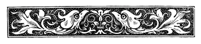 Ornament 1 in Phallic Miscellanies by Hargrave Jennings at Hermetic Library