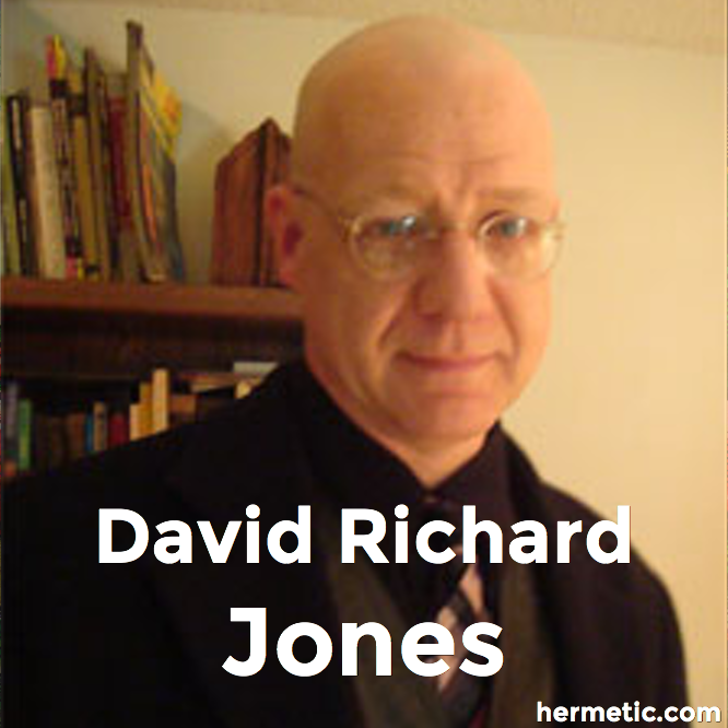 Hermetic Library Fellow David Richard Jones