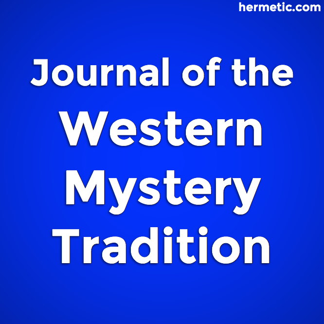Journal of the Western Mystery Tradition at Hermetic Library