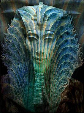Achnaton by Eric Krull