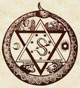 Seal of the Hermetic Brotherhood of Luxor