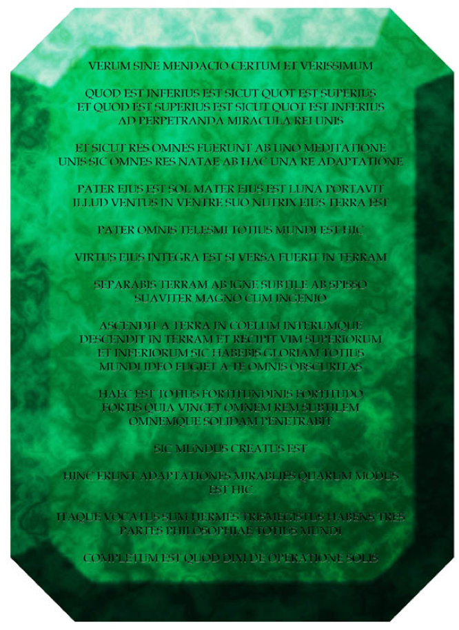Journal of the Western Mystery Tradition, Vol. 1 No. 8, Vernal Equinox 2005, Hermetism at Hermetic Library