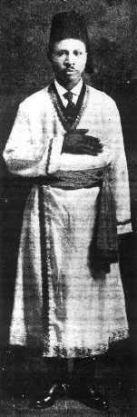 Prophet Noble Drew Ali