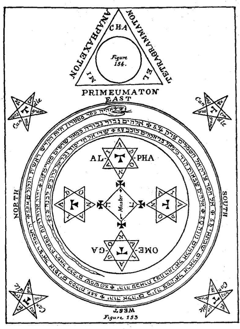 The Lesser Key of Solomon Goetia