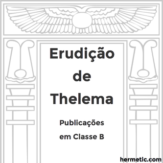 ΘΕΛΗΜΑ Erudição de Thelema