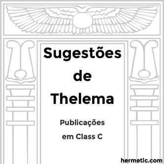 ΘΕΛΗΜΑ Sugestões de Thelema