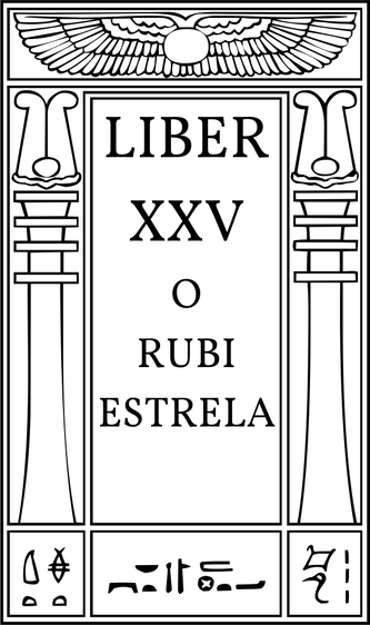 Liber XXV O Rubi Estrela