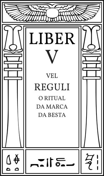 Liber V vel Reguli