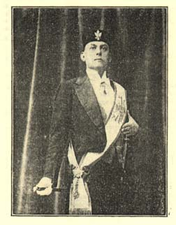 The Grand Master BAPHOMET X°, c. 1912 e.v.