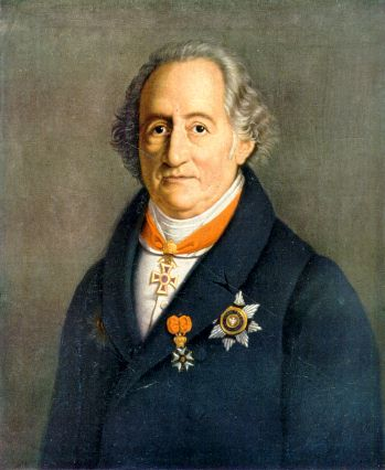 (Johann) Wolfgang von Goethe