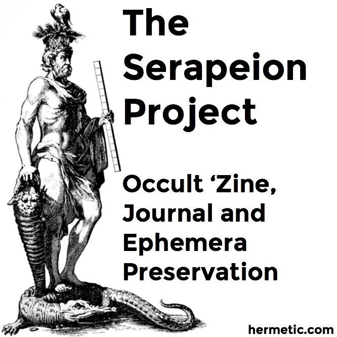 The Serapeion Project