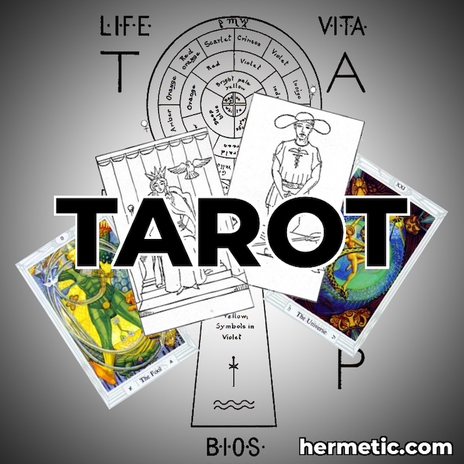 Tarot at Hermetic Library