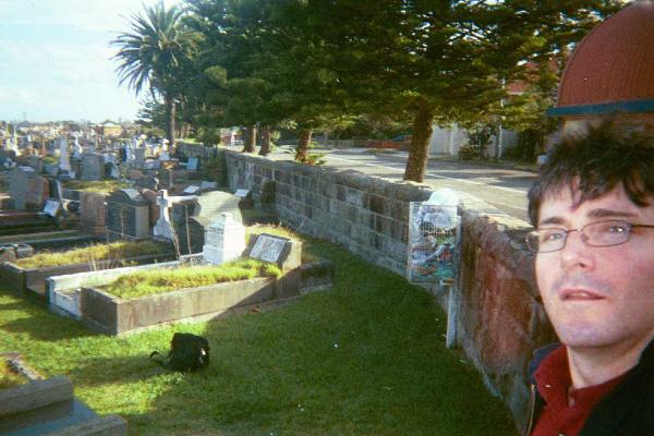 Leila Waddell's Grave