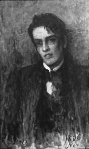William Butler Yeats, 1896
